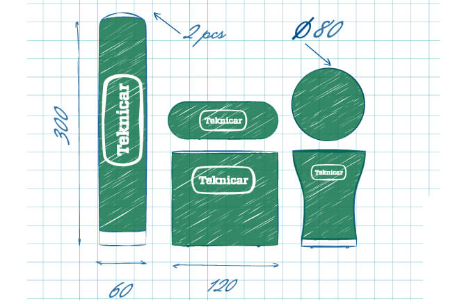 Schite produse gonflabile promotionale