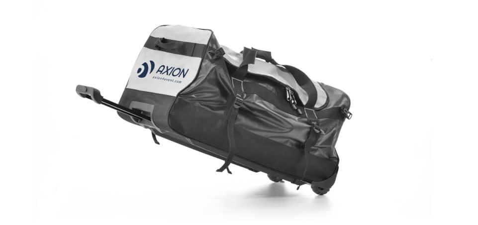 Geanta troler disponibila pentru corturi gonflabile Axion